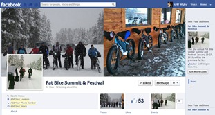 Fat Bike Summit Facebook page