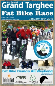 2nd Annual Grand Targhee Fat Bike Race