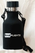 BikeFlights growler, the Brauler