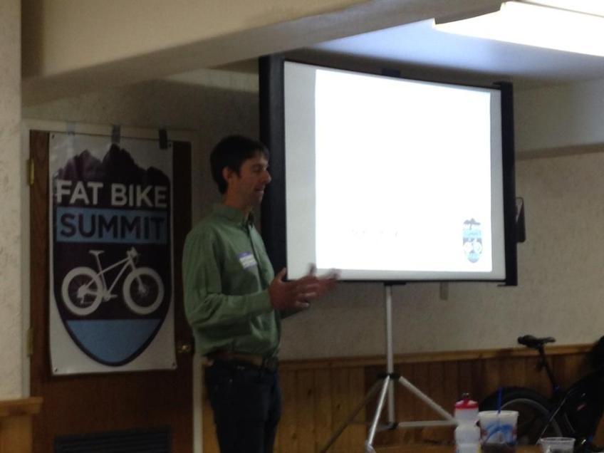 Scott F at Summit