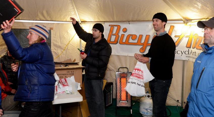 2nd Annual Fat Bike Summit in Island Park, ID. 26 January, 2013