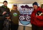 2nd Annual Fat Bike Summit in Island Park, ID. 26 January, 2013